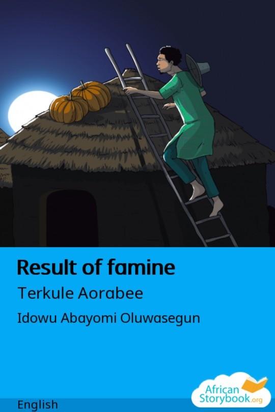 Famine in Taraba