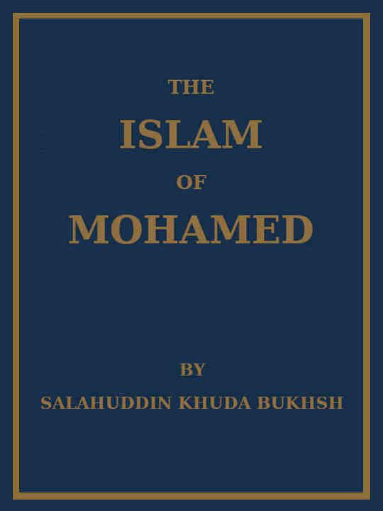 The Islam of Mohamed
