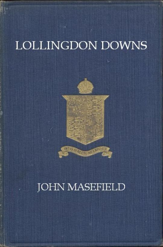 Lollingdon Downs and Other Poems, with Sonnets
