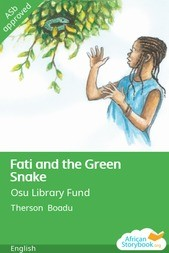 Fati and the Green Snake