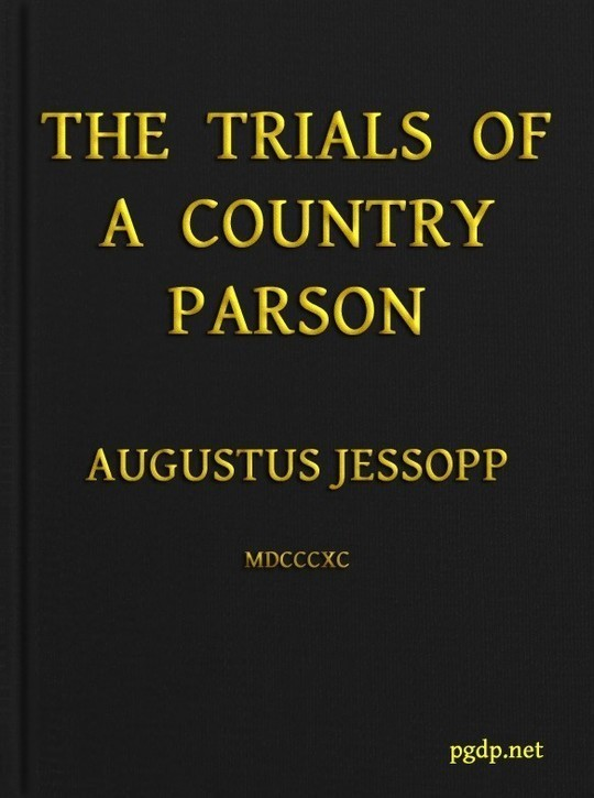 Trials of a Country Parson