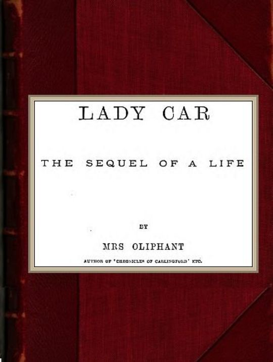 Lady Car The Sequel of A Life