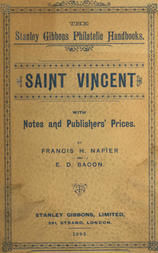 The Stanley Gibbons Philatelic Handbooks: Saint Vincent