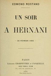 Un soir à Hernani