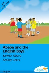 Abebe and the English boys