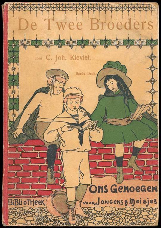 De Twee Broeders Een Kennemer Legende uit de jaren 1420-1436