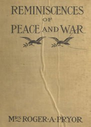 Reminiscences of Peace and War