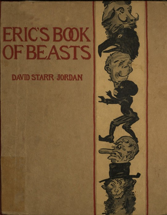 Eric's Book of Beasts