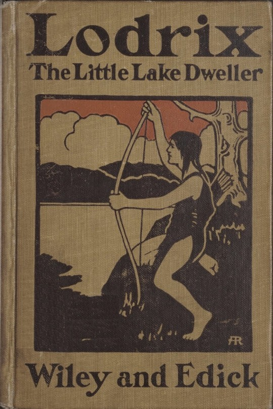 Lodrix the Little Lake Dweller