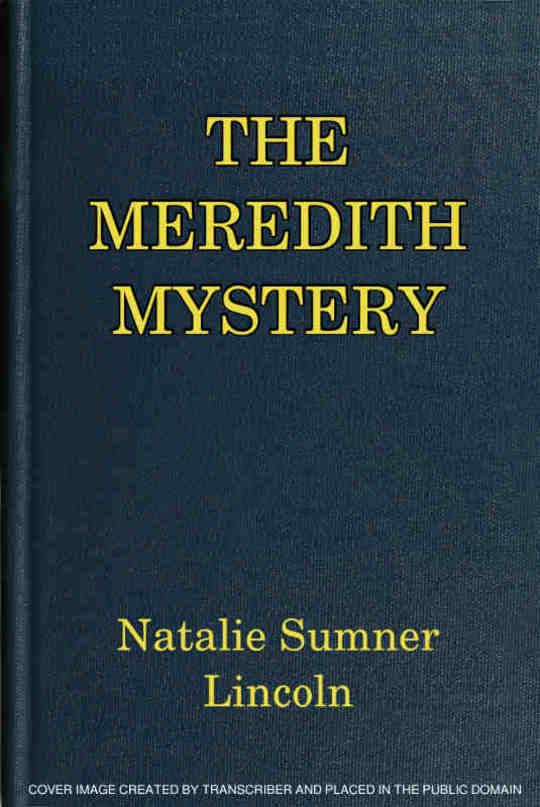 The Meredith Mystery