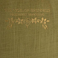 The Vigil of Brunhild A Narrative Poem