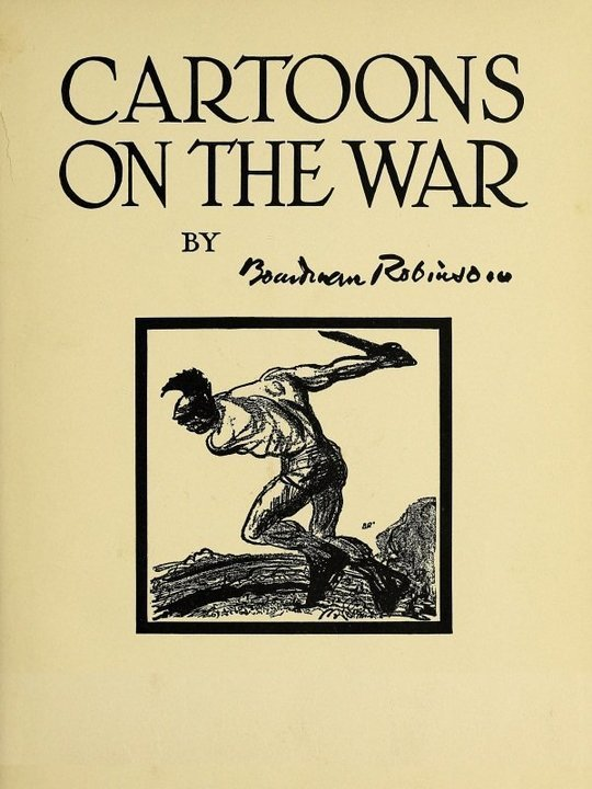 Cartoons on the War