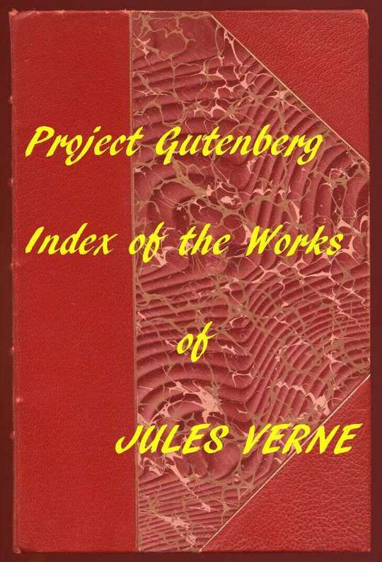 Index of the Project Gutenberg Works of Jules Verne