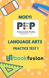 PEP Language Arts Practice Test 1