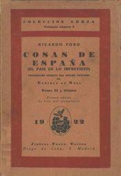 Cosas de España; tomo 2 (El país de lo imprevisto)