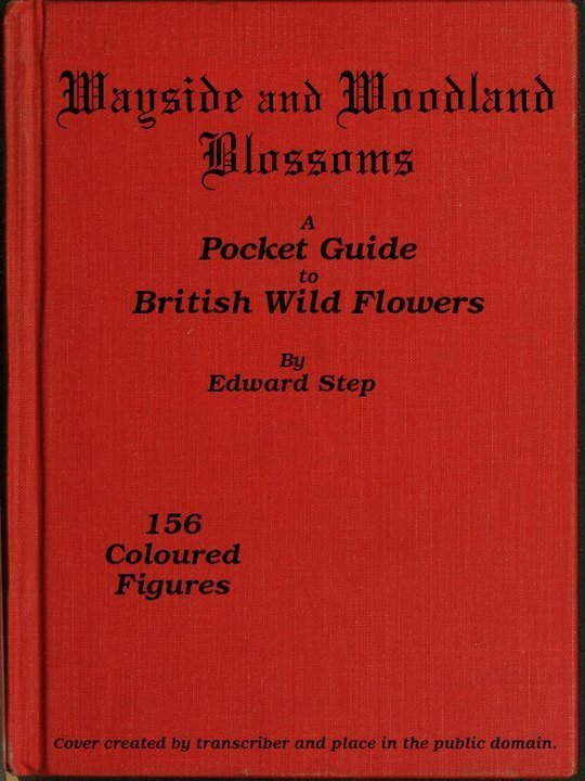 Wayside and Woodland Blossoms A Pocket Guide to British Wild-flowers for the Country Rambler