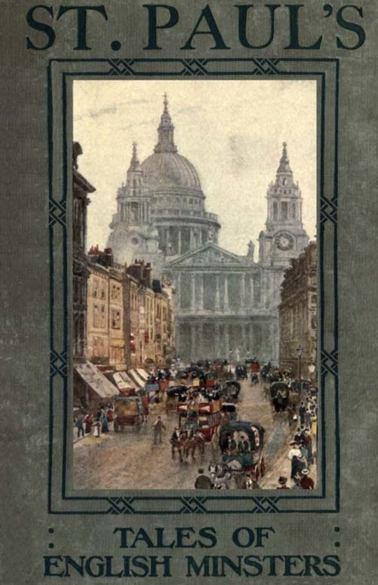 St. Paul's Tales of English Minsters