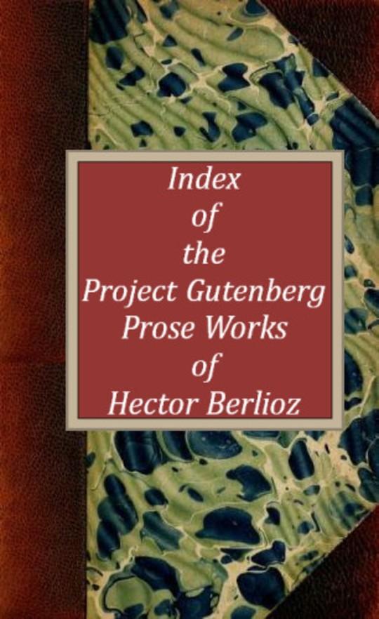 Index Hector Berlioz