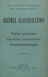 Decimal Classification