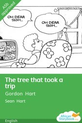 The tree that took a trip