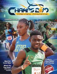 CHAMPS 2019 PREVIEW MAGAZINE