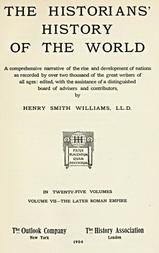 The Historians' History of the World in Twenty-Five Volumes, Volume 7 The History of the Later Roman Empire