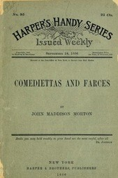 Comediettas and Farces