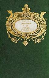 The Courtship of Miles Standish From Collection of Henry W. Longfellow