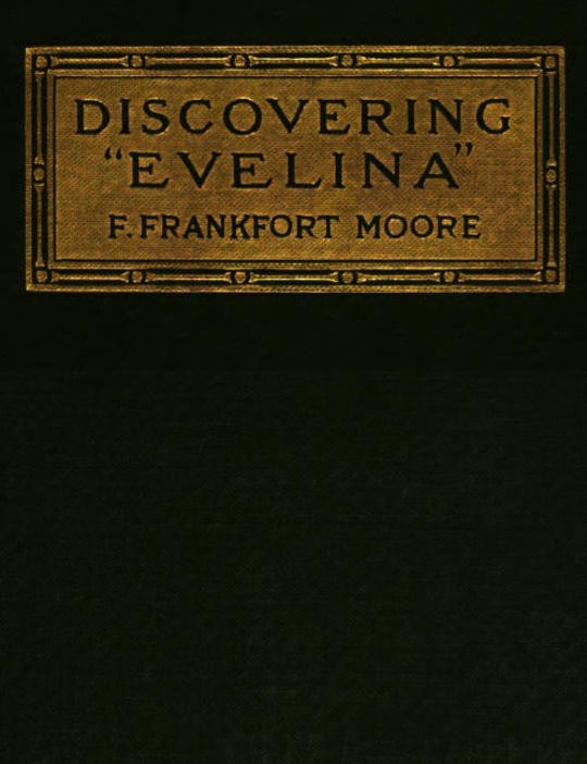 """Discovering """"Evelina"""" An Old-fashioned Romance"""