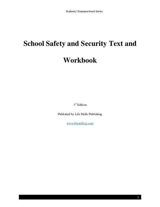 Safety_and_Security_Text_and__Workbook