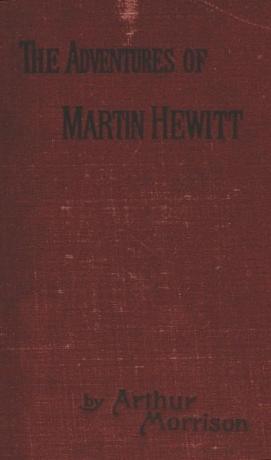 Adventures of Martin Hewitt Third Series