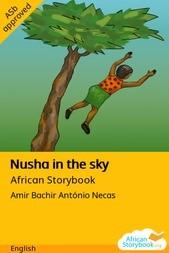 Nusha in the sky