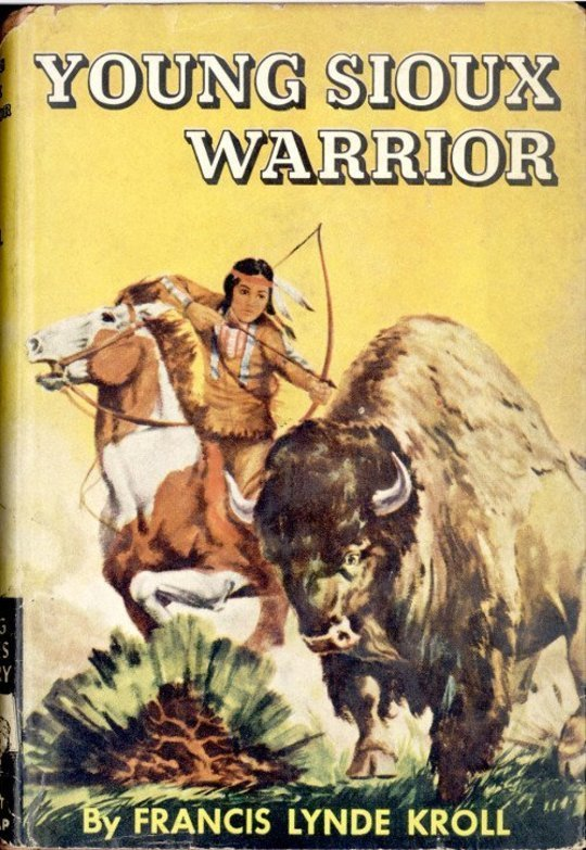 Young Sioux Warrior