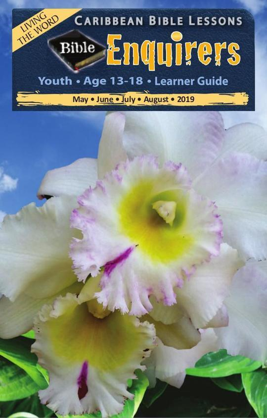 Bible Enquirers - Learner Guide Summer Issue 2019
