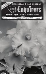 Bible Enquirers - Teacher Guide Summer Issue 2019