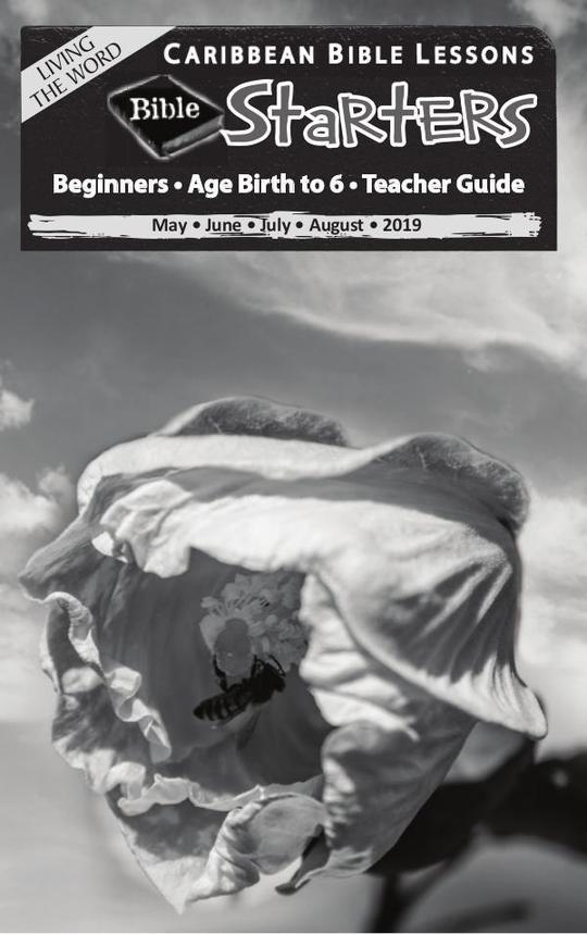 Bible Starters - Teacher Guide Summer Issue 2019
