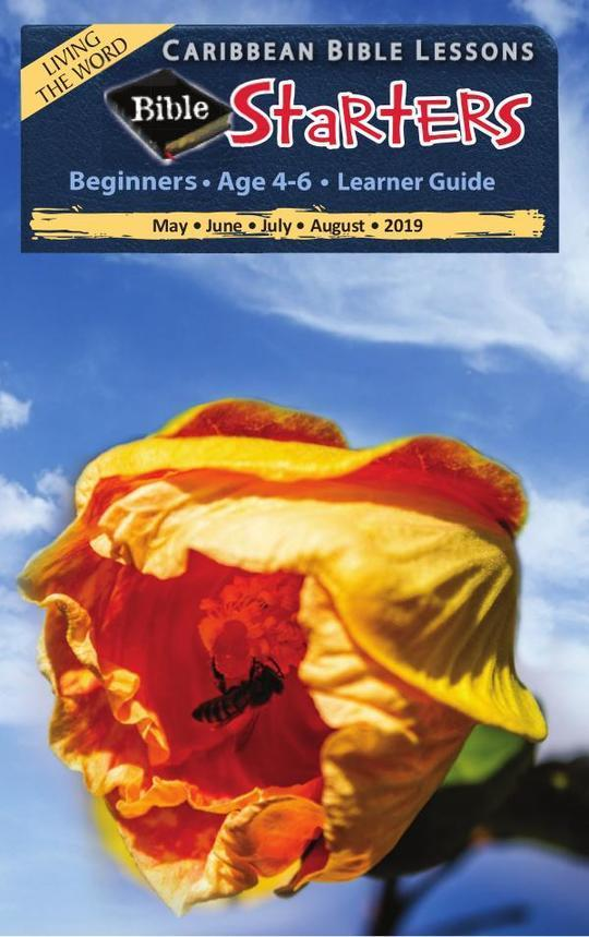 Bible Starters - Learner Guide Summer Issue 2019