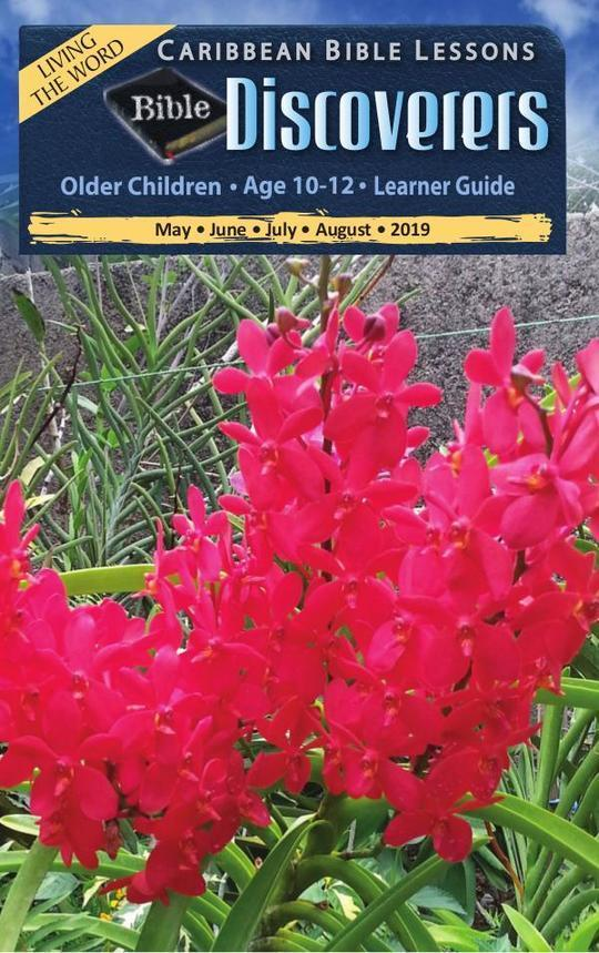 Bible Discoverers - Learner Guide Summer Issue 2019