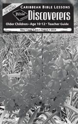 Bible Discoverers - Teacher Guide Summer Issue 2019