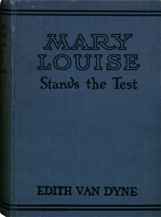 Mary Louise Stands the Test