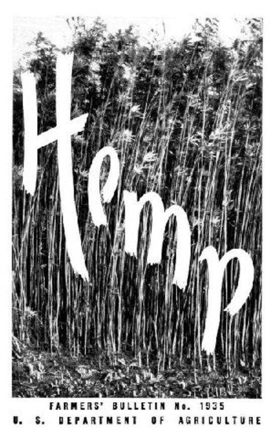 USDA Farmers' Bulletin No. 1935: Hemp