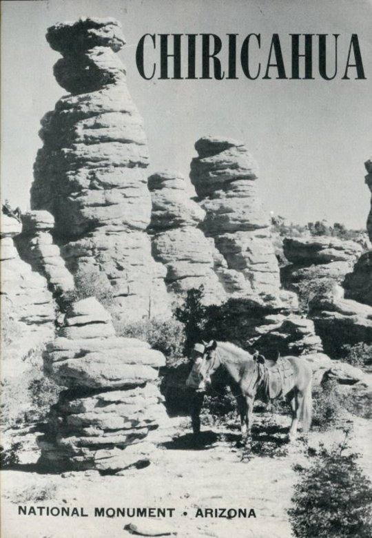Chiricahua National Monument (1958)