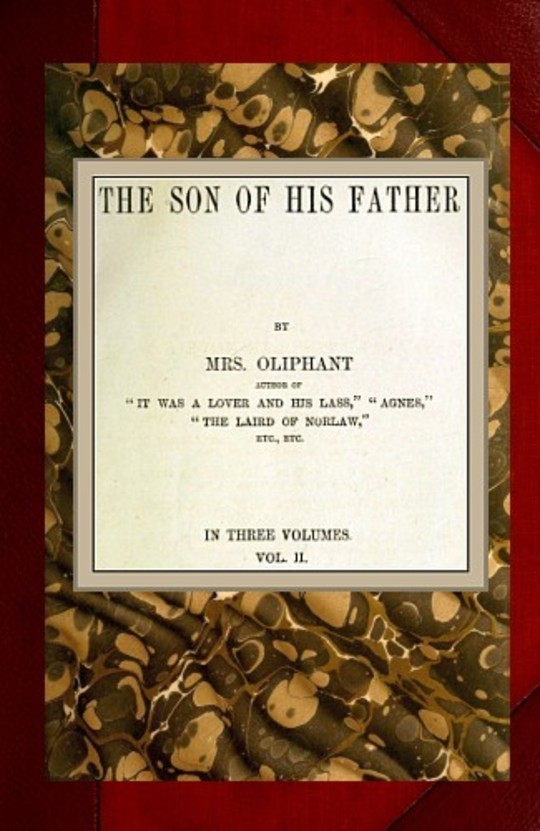The Son of His Father; vol. 2/3