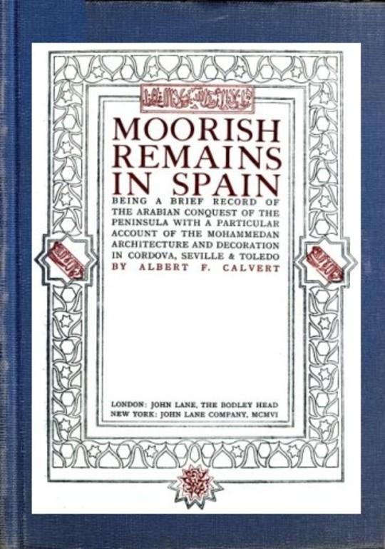Moorish Remains in Spain