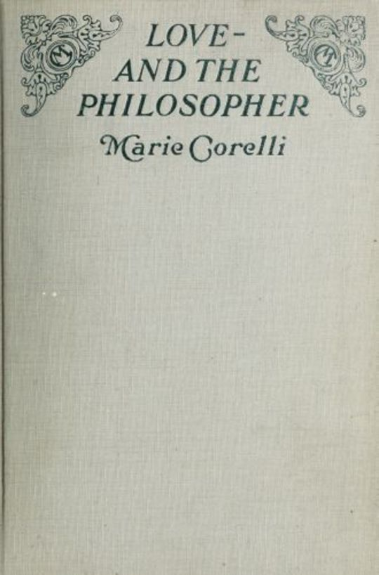 Love,—And the Philosopher