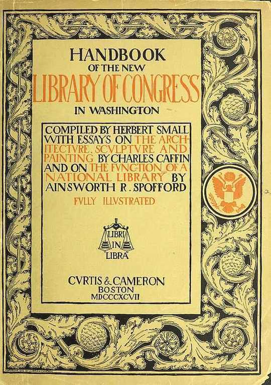Handbook of the new Library of Congress