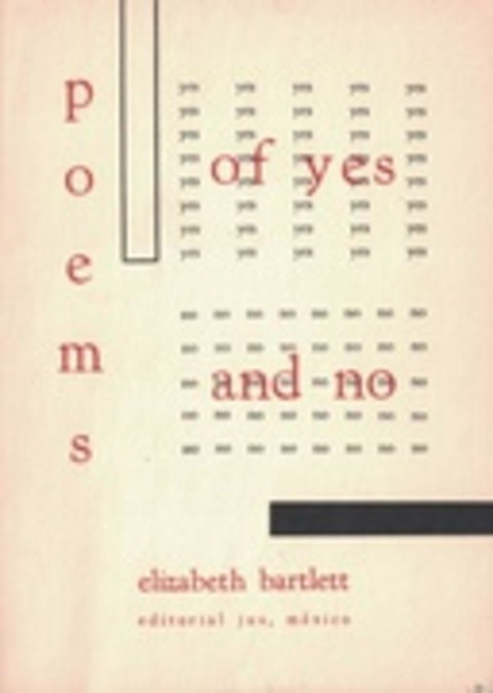 poems of yes and no