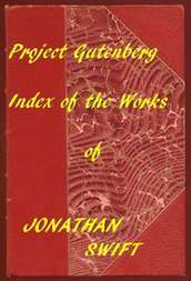 Index of the Project Gutenberg Works of Jonathan Swift