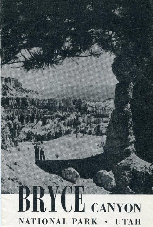 Bryce Canyon National Park, Utah (1952)