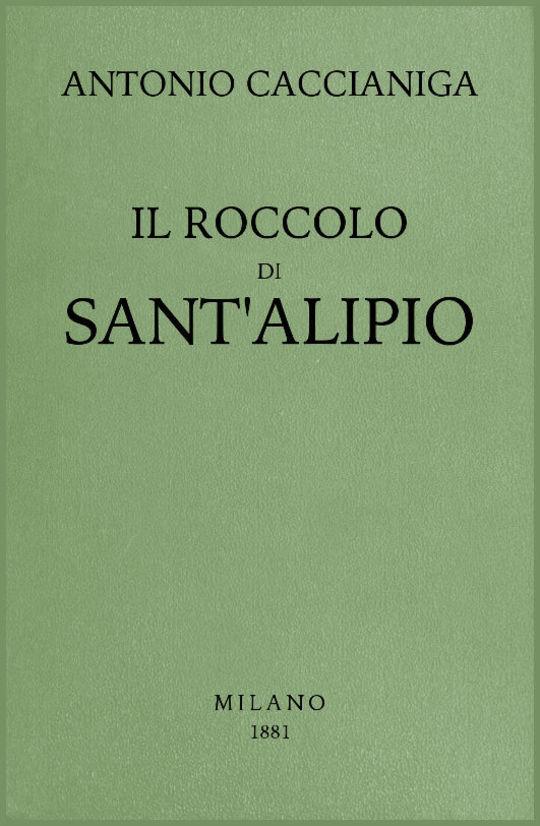 Il roccolo di Sant'Alipio